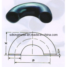 Carbon Steel 180 Elbow Fsgp/LG