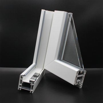 Casement Upvc Profile para Windows