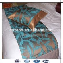 Atacado linda cama decorativa cachecóis e corredores