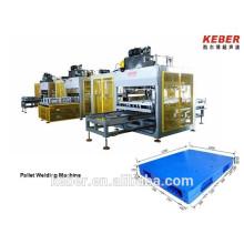 HDPE-PP-PE-plástico-pallet-caliente-placa de la máquina de soldadura