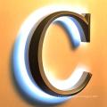 LED acrílico iluminado publicidad plástico o metal al aire libre