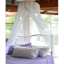 Rund-Moskitonetz und Mädchen Bett Vordächer