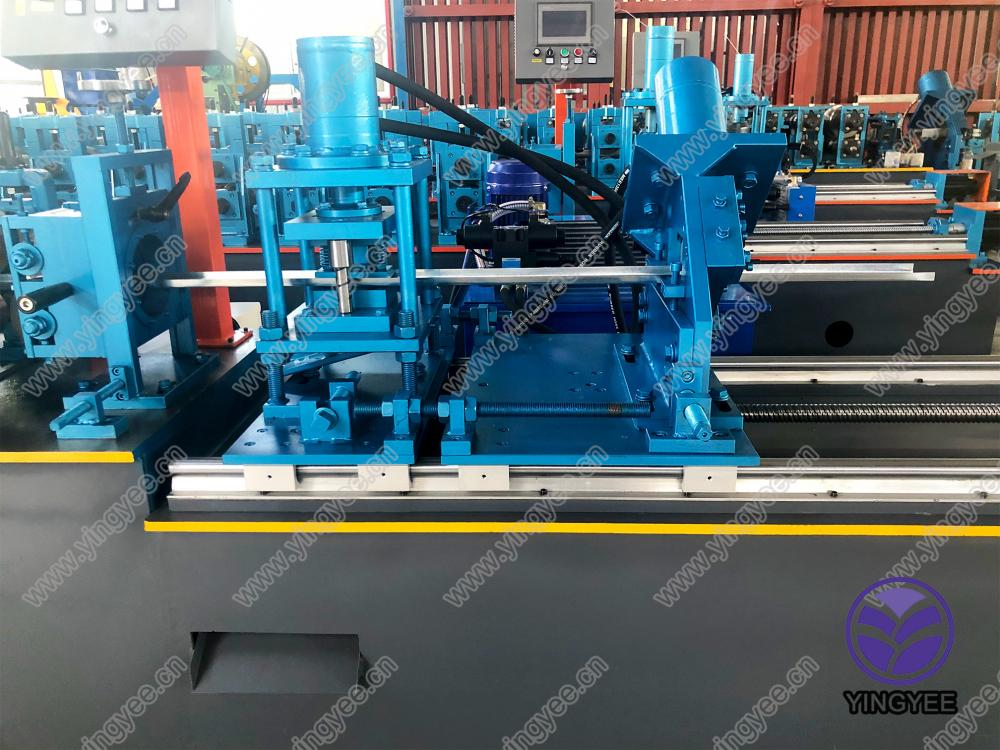 Stud And Track Machine From Yingyee24