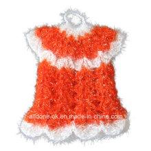 Korean Handmade Crochet Dish Wash Scrubbies Scrubber Cloths Kitchen Sponges