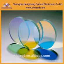 Filtro de filtro de vidrio óptico de color g4 para el proyector