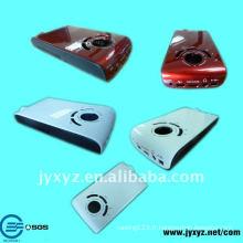 boîte électronique de bâti d'alliage d'aluminium