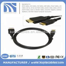 5 FT Tipo A a C Calidad HD HDMI a Mini HDMI 1080p Cable 1.3a