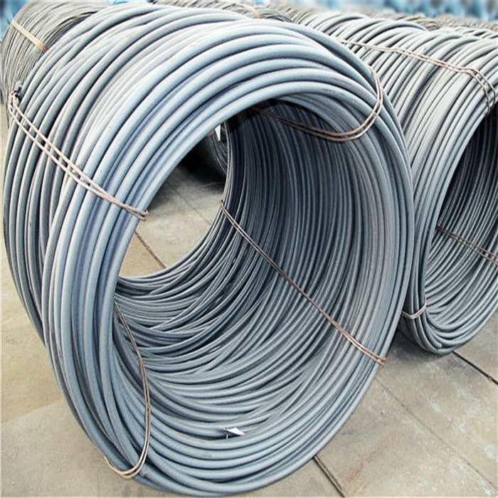 China hot rolled ms prime alloy steel low carbon steel wire rod ...