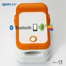 Digitale Fingerspitze Bluetooth Pulsoximeter Blut Sauerstoffmonitor