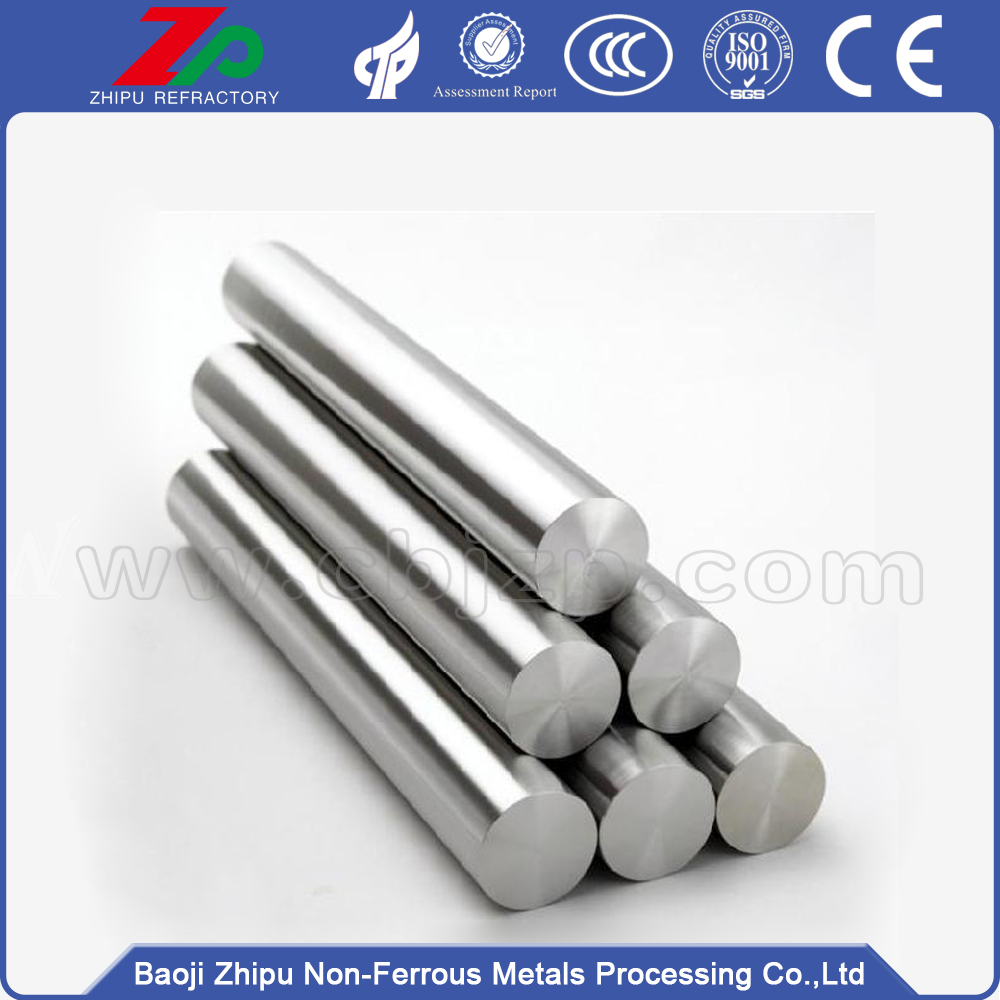 Chemical 99.9% purity molybdenum bar