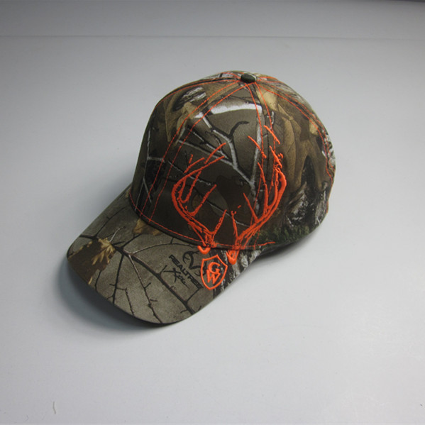 Full Print Camouflage Cap Wholesale