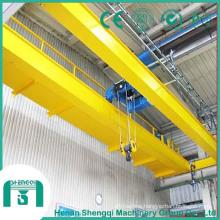 Widely Applied in Workshop Lh Type Double Girder Overhead Crane