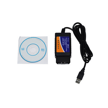 USB ELM327 OBD2 Interface Car Diagnostic Tool
