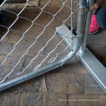 Cerca de eslabón de cadena barato galvanizado eléctrico