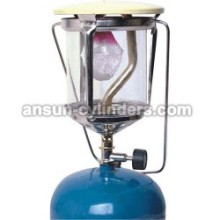 Natural Gas Lighting for Camping