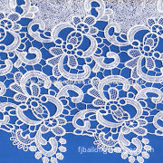 100% Polyester Chemical Lace Dress MaterialNew