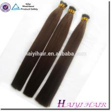 China Fábrica Atacado Remy puro nano anel nano ponta nano extensão do cabelo talão