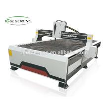 Máquina de corte de alta qualidade do plasma do CNC de 1325 1530, máquina de corte do metal do plasma