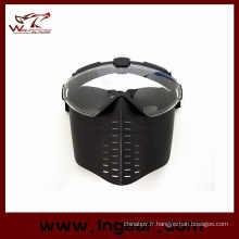 Battleaxe Pro-Goggle masque complet avec ventilateur