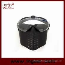 Máscara de cara cheia de óculos de pro-proteção Rademaker com ventilador