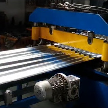 Paneles de acero corrugado de alta velocidad para laminados