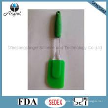 Medium Size Silicone Kitchen Utensil Silicone Basting Spatula Ss05 (M)
