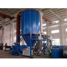Máquina de secagem por pulverização centrífuga de peixe