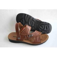 Обувь хорошего качества для мужчин с кожаной верхней частью (SNB-14-014)