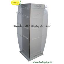 Cardboard Display Hooks Stand / Paper Display Rack / Underwear Display (B&C-B020)
