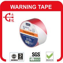 Ruban d'avertissement en PVC pour les marches d'avertissement ou les trottoirs