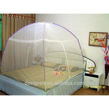 Moustique moustiquaire à sec insecticide en Mongolie moustiquaire pliante avec jacquard