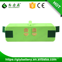 Newest 11V 14.8V Li ion Battery For Roomba,OEM/ODM Cylinder Lithium ion 18650 4400mAh Li ion Battery For Cleaner Tool