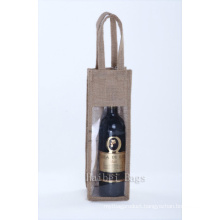Jute Wine Carrier (hbjw-8)