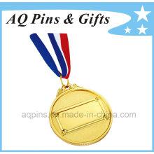 Custom Medal in Gold Plating