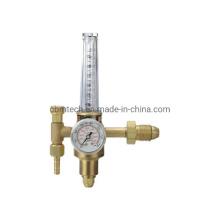 Full Brass Flowmeter Regulators for Argon/CO2
