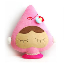 Plush Soft Cartoon Doll Cushion