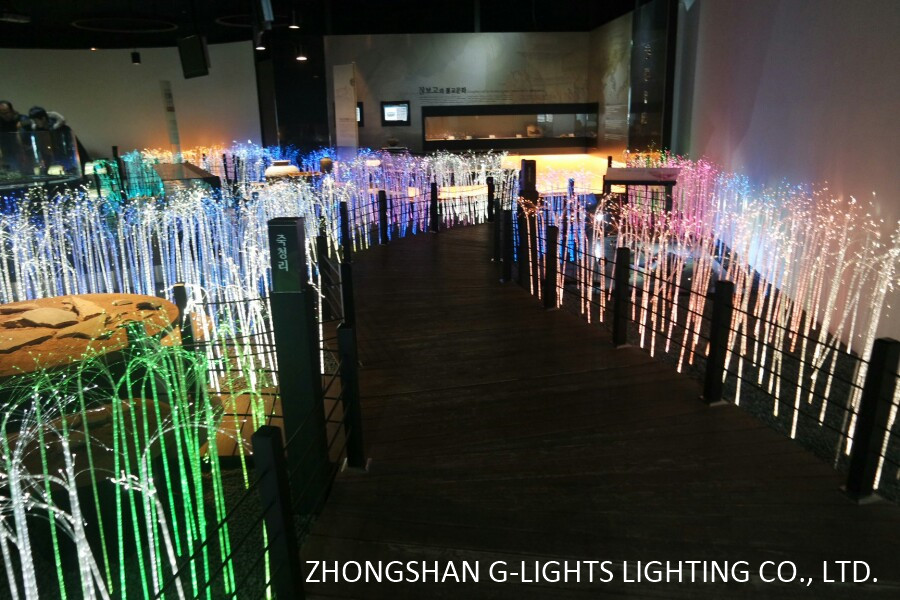 Exhibition decorative light (2)