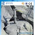 Divisor de roca hidráulica Darda C12 (N) con motor diésel