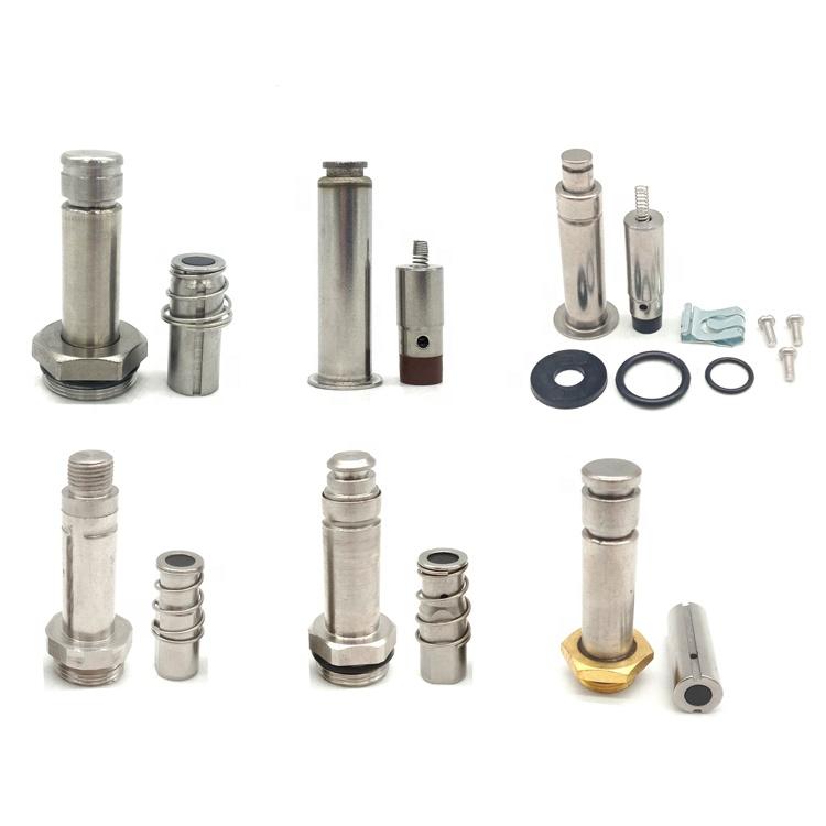 pulse valve armature assembly