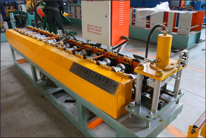 metal fence roll forming machine56