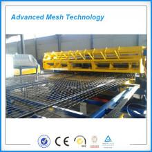 Security fence mesh welding line