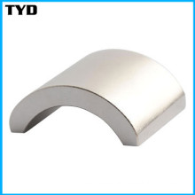 Rare Earth Neodymium Magnet with Arc Shape