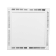 High nano tech air cleaning sterilizer panel light for school restaurant