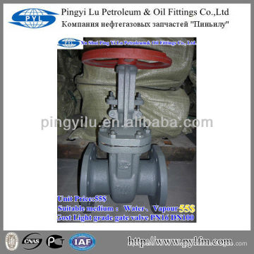 Z41H-16C Gost standard gate valve in global on hot sale