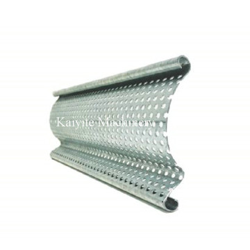 Fireproof Steel Roller Shutter Slat Making Machine