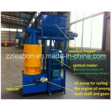 Máquina de madeira do granulador da pelota da serragem da biomassa da eficiência elevada
