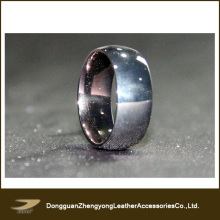 Stainless Steel Comfort Fit Plain Wedding Band Ring (ZY-A19)