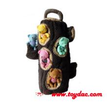 Plush Cartoon Toy Tree Toy (TPKT0565)