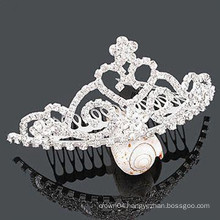 wholesale hair accessories crystals fancy hair clips