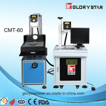 Máquina da marcação do laser de 10W / 30W / 60W / 100W com certificação do Ce